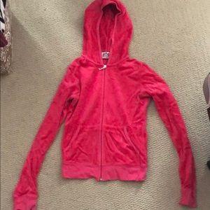 Pink juicy couture jacket